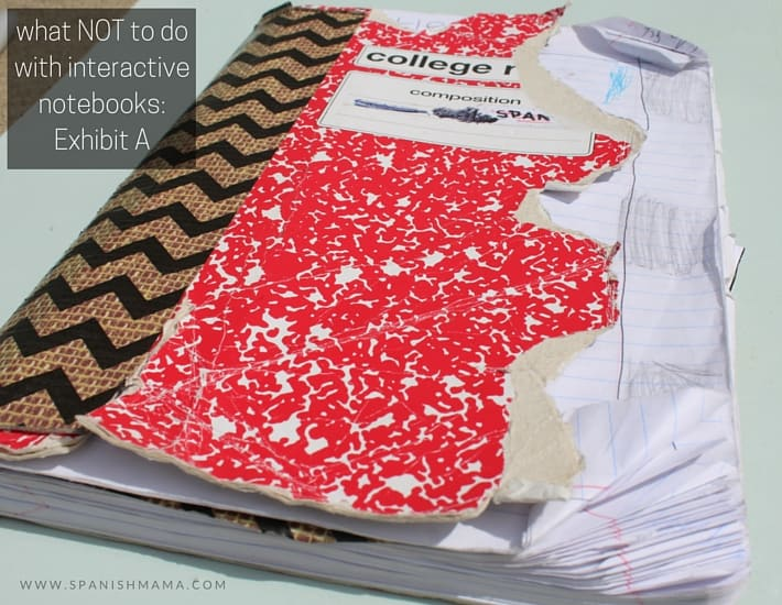 what NOT to do with interactive notebooks