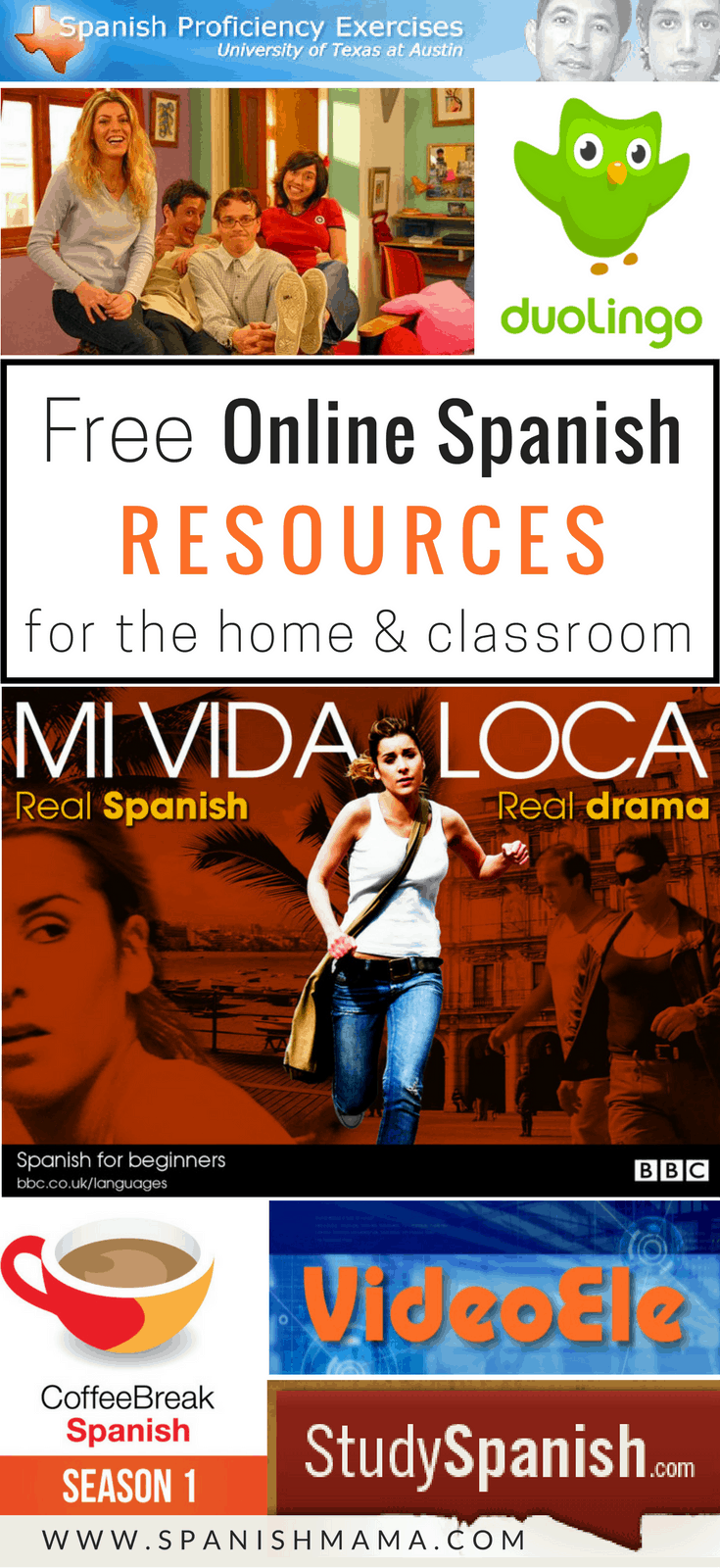 Teach Yourself Spanish for Free With These Online Resources
