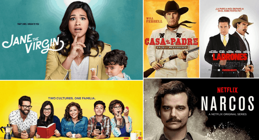 The Spanglish Movies and Series on Netflix You Should Watch