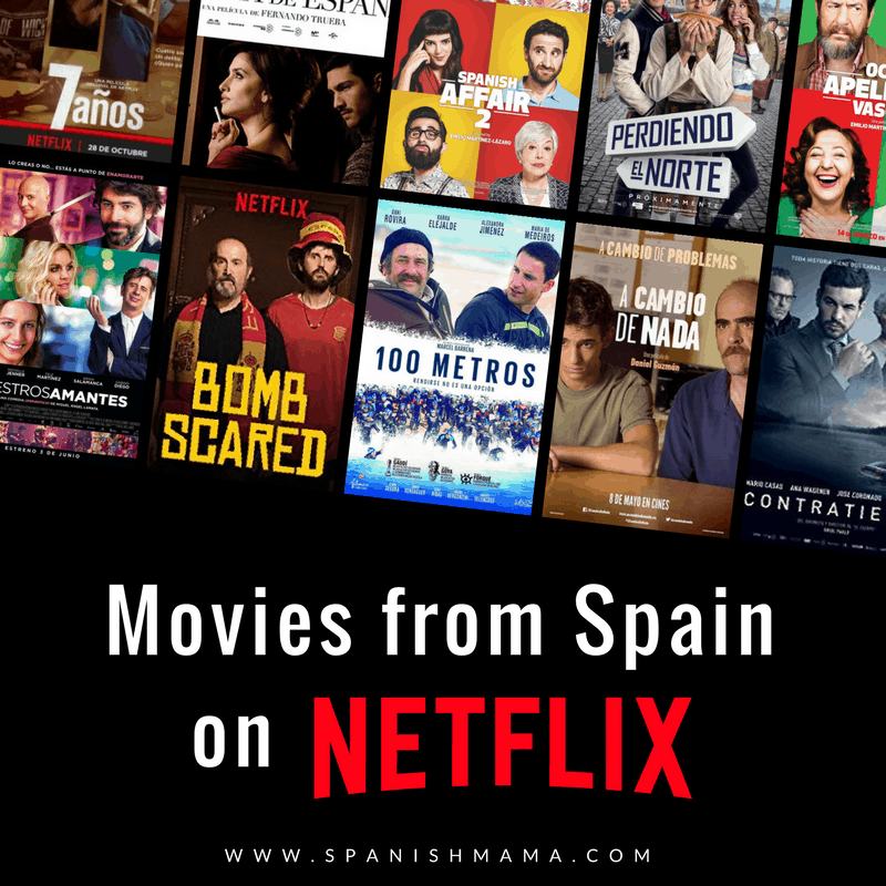 Spanish Movies and Shows: The Best of Netflix for Adults and