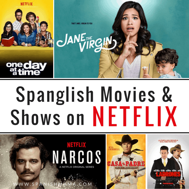 Spanish Movies And Shows The Best Of Netflix For Adults And Kids