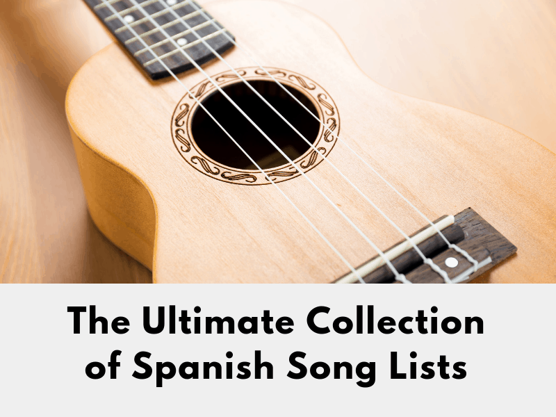 songs in Spanish