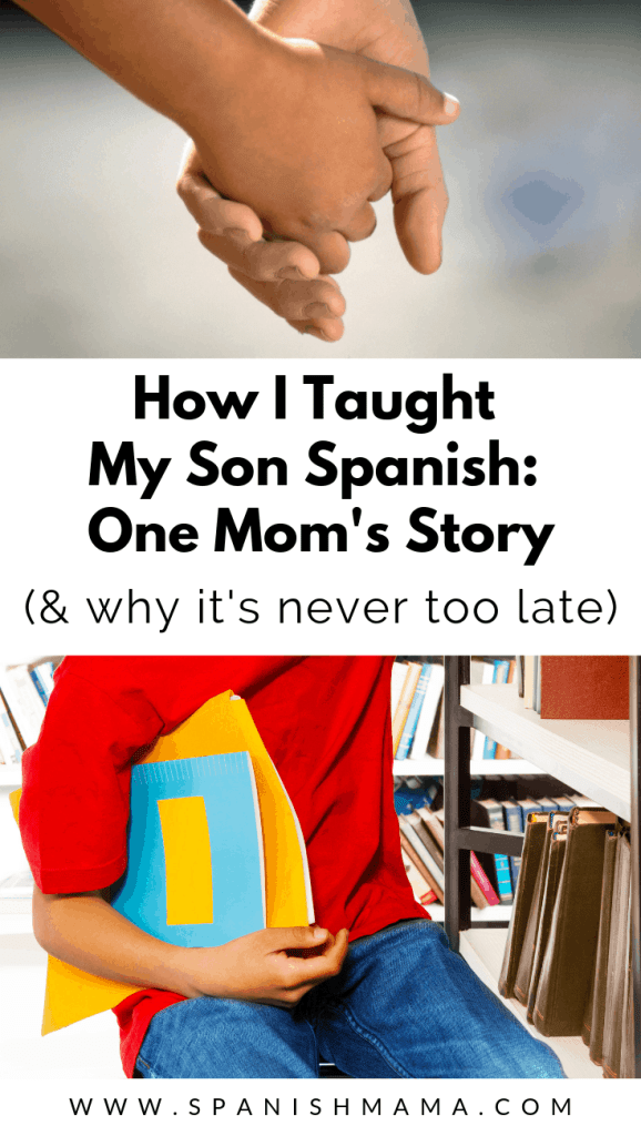 teach Spanish at home