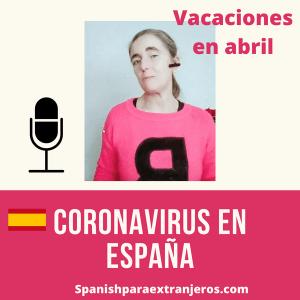 Coronavirus y vacaciones