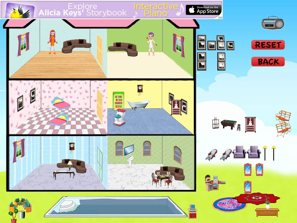 Doll House Ipad App