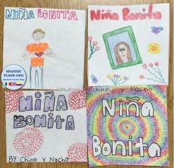 Nina Bonita Chino y Nacho