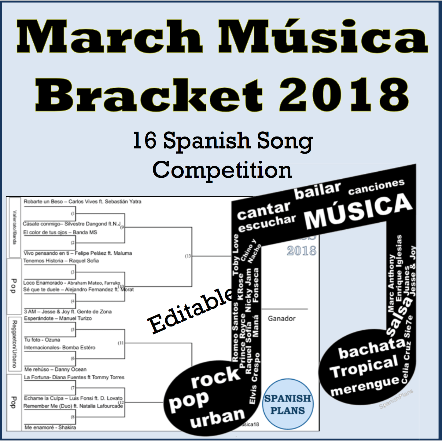 March Music Madness