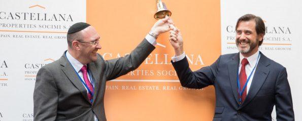Castellana Properties Socimi grows 5.8% on debut.