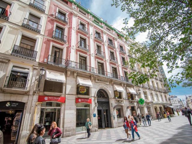 Generali buys The Petit Palace Hotel in Madrid's Puerta del Sol