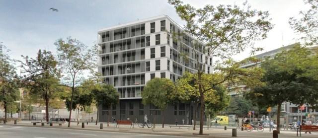 Habitat Inmobiliaria buys land in Barcelona suburb.