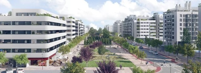 Catella invests in social housing in Madrid