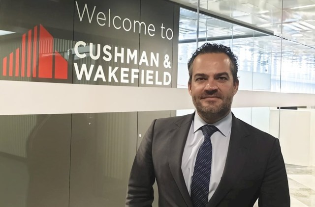 Cushman & Wakefield appoints Jesús Silva (ex-UBS) as General Manager for Spain