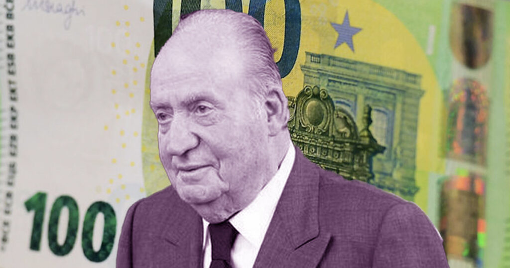 Juan Carlos I - Fortuna