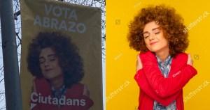 Ciudadanos tiene que retirar su cartelería electoral porque las imágenes no están autorizadas para uso político