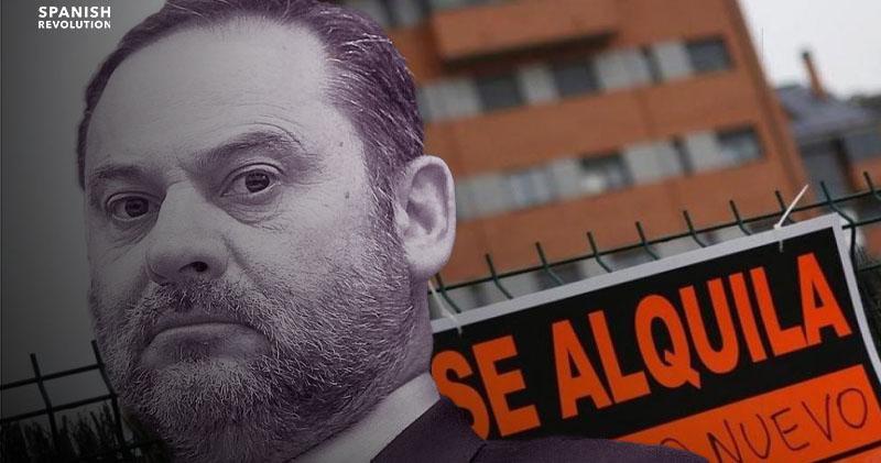 El PSOE traiciona a Unidas Podemos: Ábalos anuncia que no se intervendrá en los precios de los alquileres