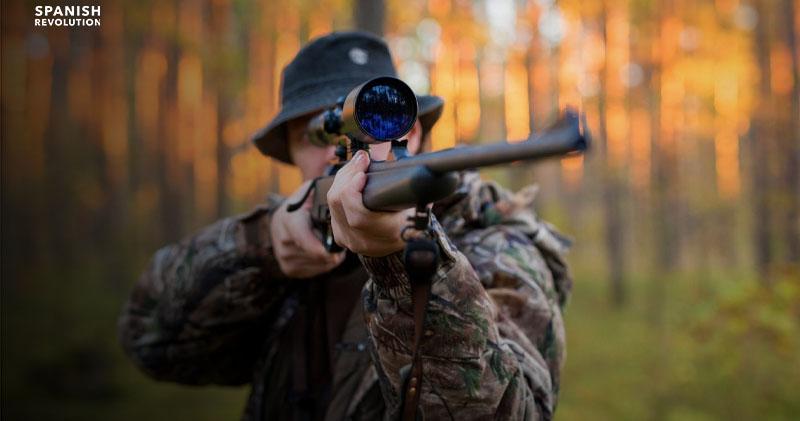 51 personas muertas y más de 600 heridas por disparos de cazadores en 9 meses