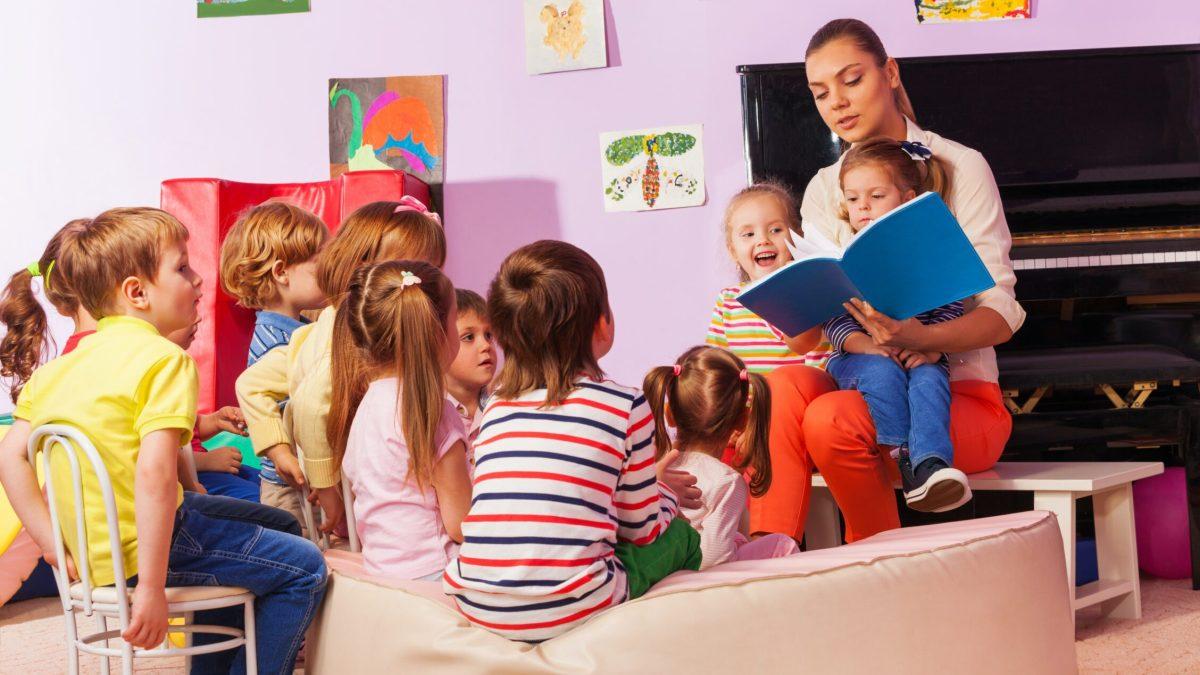 Cómo utilizar los cuentos para enseñar inglés desde Infantil