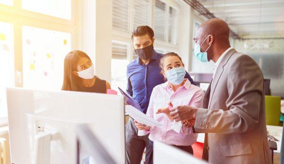 el coronavirus revoluciona la relacion empleado empresa scaled