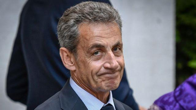 Nicolas Sarkozy, culpable de corrupción y tráfico de influencias
