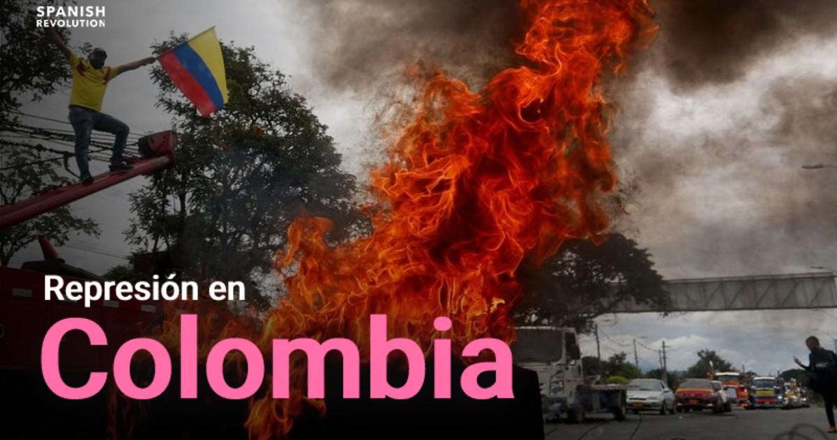 Violencia en Colombia: «Esto lo tiene que ver todo el mundo»