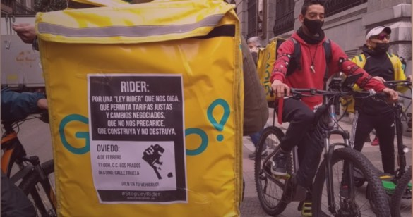Ley Rider Spanish