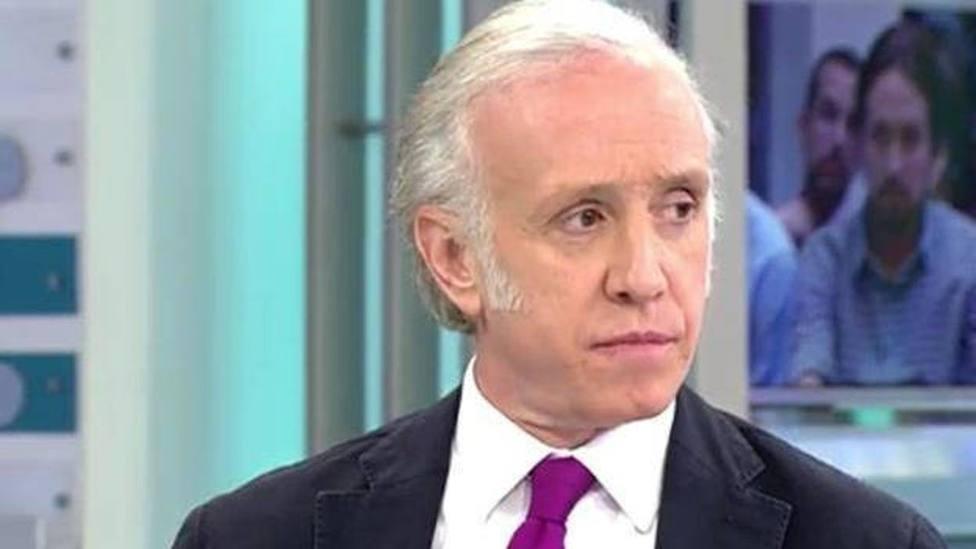 Vídeo | El juez González Vega desmiente a Eduardo Inda en directo