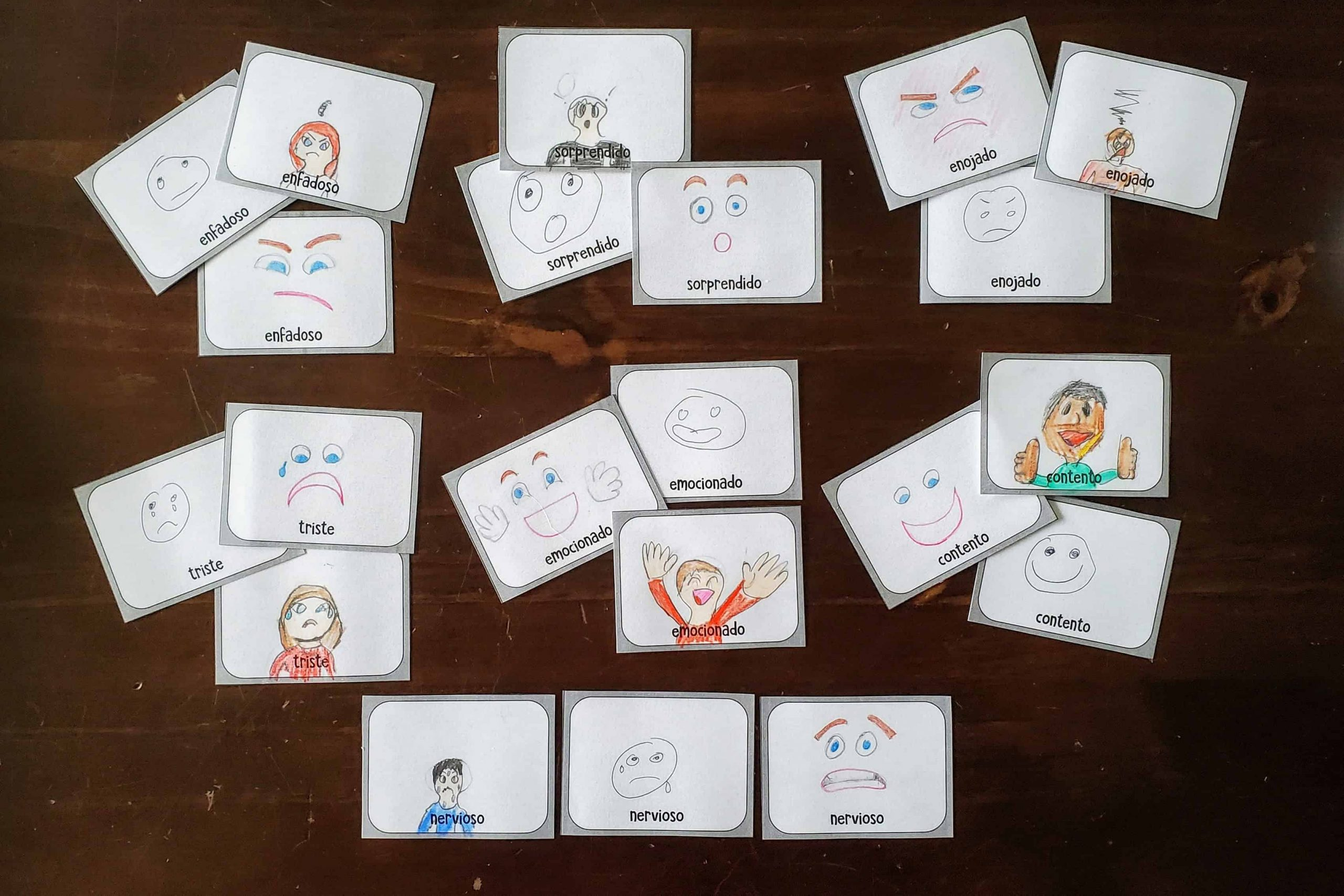 5 Fun Activities To Easily Teach Emotions In Spanish