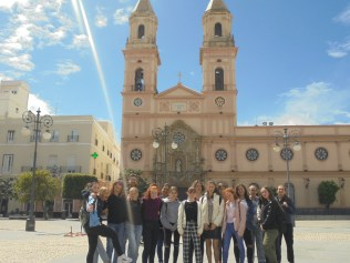 Trip to Cadiz