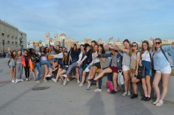 Playa en Cadiz
