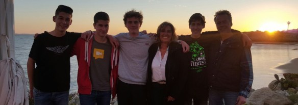 Spanish School Tour to Spain