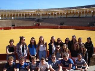 Sevilla Bull Ring
