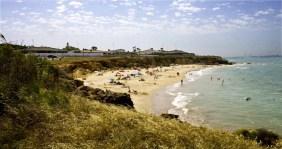 Beach of El Puerto