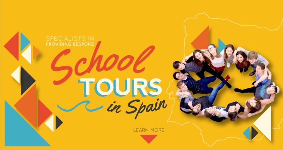 Bespoke Schools Tours in Spain