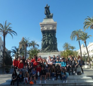 Excursion to Cadiz