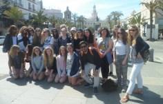 City trip Cadiz