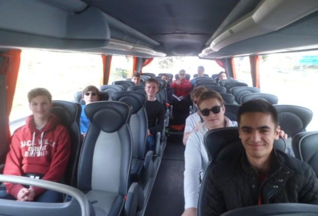 Bus to el Puerto