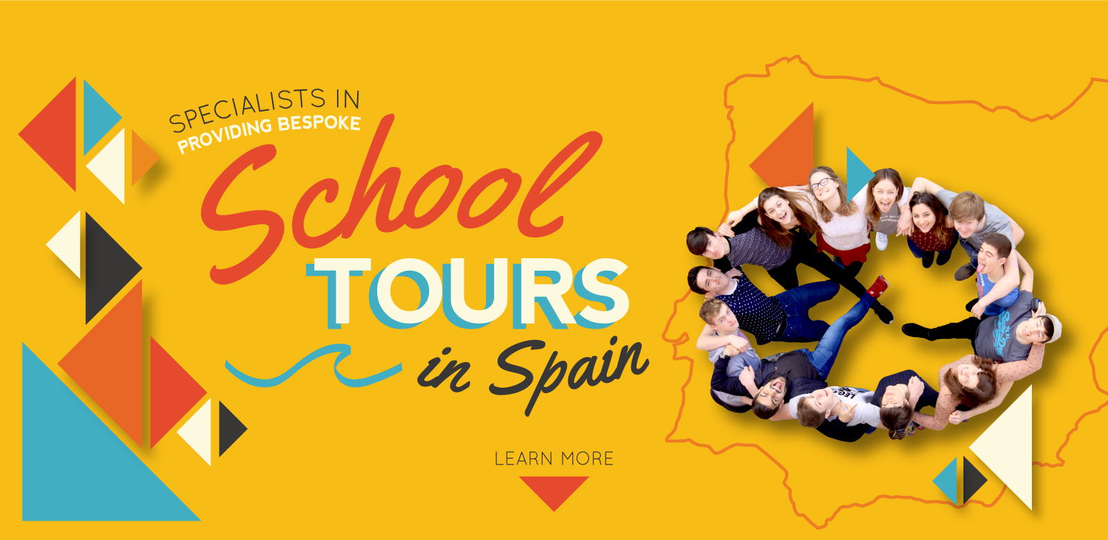 Bespoke School Tours to Spain
