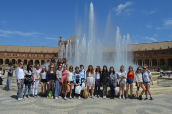 City trip Sevilla