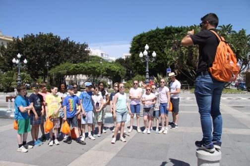 School Tour to Spain