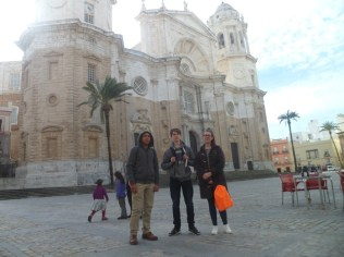 in Cadiz!