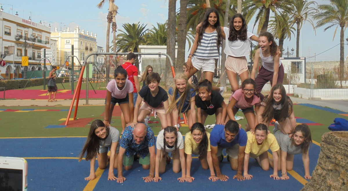 Channing - School Trip to Spain- Oct 2017