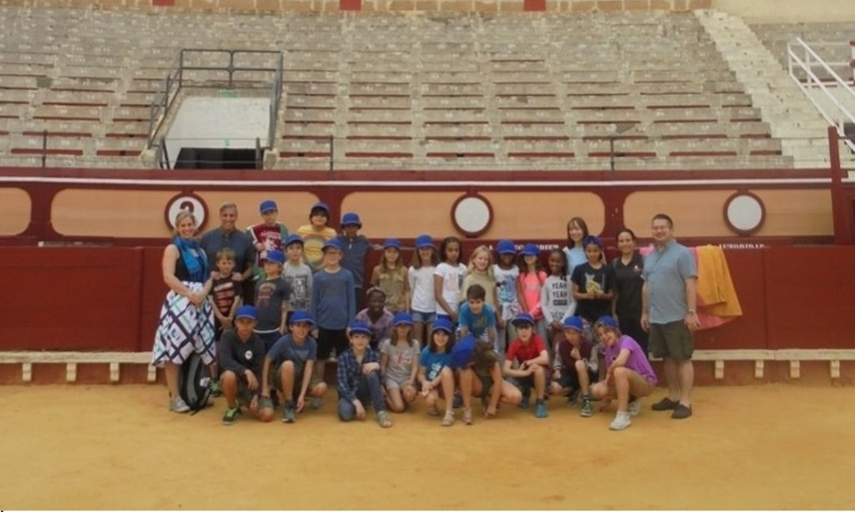 St Stephen's CE Primary School Trip to Spain- Oct- Nov 2017