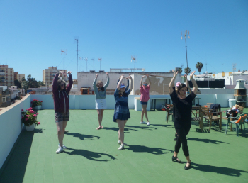 Learn flamenco with Spark Spanish school tours