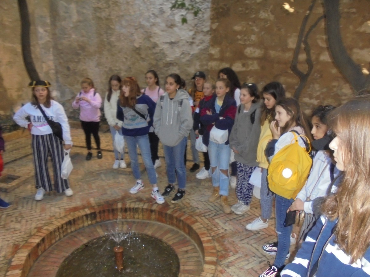 Channing School Trip to Spain 2018: Trip Two