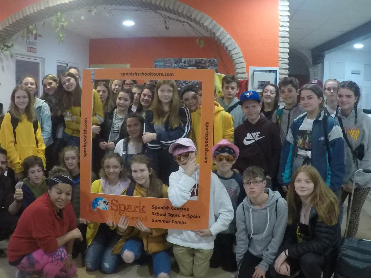 Sir John Colfox School trip to Spain-2019