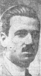Ignacio Hidalgo de Cisneros, kommunistischer Kommandant der republikanischen Luftwaffe während des Spanischen Bürgerkriegs