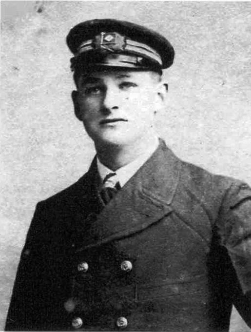 S/S Stanbrook og besætning: Kaptajn Archibald Dickson
