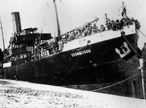 SS Stanbrook – Foreign ships sunk