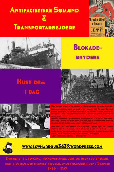 Spansk Borgerkrigsplakat