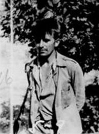 Willi Schütt in Spain, Spring 1938